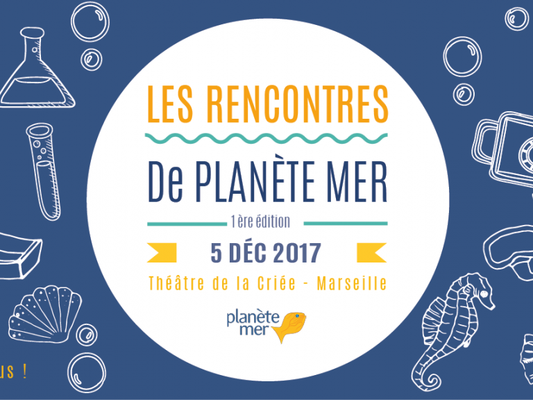 Les 1ères Rencontres de Planète Mer sur les sciences participatives en milieu marin et littoral